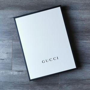 Gucci Gift Paper Box